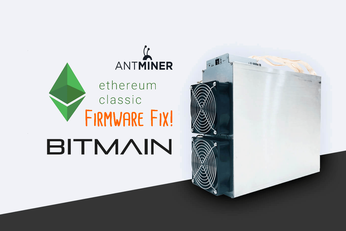 Antminer E3 – Firmware Mod per Ethereum Classic